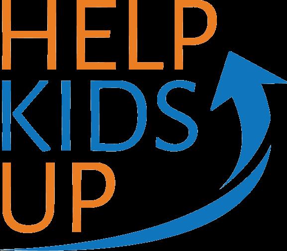 Help Kids Up Logo